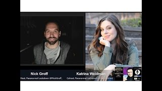 Paranormal Lockdown Nick Groff Katrina Weidman : On the Rocks with Alexander
