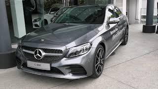 Mercedes-Benz C-Class Facelift - Highlights