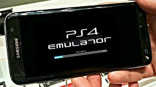 Download PS4 EMULATOR For Android    With Play GTA 5 On Android   
