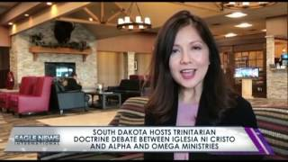 S. Dakota: Trinitarian doctrine debate between Iglesia ni Cristo and Alpha & Omega ministries