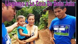 8 Llegamos a La Casa De Doña Julia - Caminata Rumbo a Casa De Doña Julia Parte 8