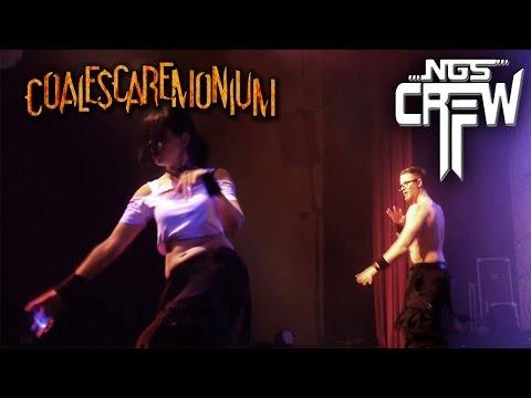 NGS - Stage Performance @ Coalescaremonium 2016 [Industrial Dance]
