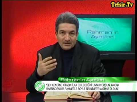 kasas Suresi Kuran Tefsiri   83-88  Ayetler   Prof.Dr. Şadi Eren
