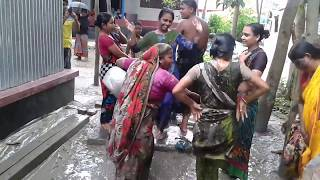 Bangladeshi village Wedding Dance Program 01