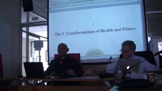 9 Transformations of Health & Fitness: Rationality & morality to meet Human Need- Osama Rajhkan