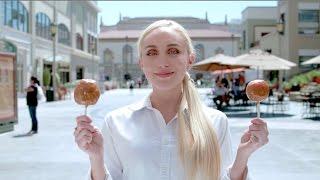 Caramel APPLE vs. ONION Prank!
