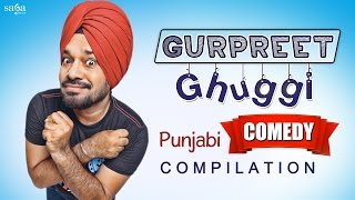 Mix - Gurpreet Ghuggi Comedy - Best Punjabi Comedy 2016