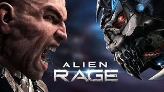Alien Rage All Cutscenes Movie
