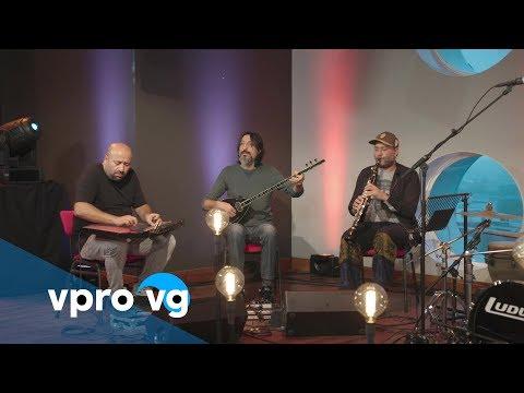 Taksim Trio Derdin Ne live TivoliVredenburg Utrecht