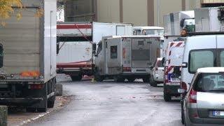 Aubervilliers: les convoyeurs mettent en échec les braqueurs