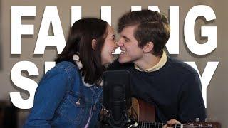 Falling Slowly - (Cover) Nathan Burns | Caroline Mohr