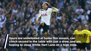 After 118 years, Spurs are saying goodbye to White Hart Lane