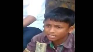 খালি গলায় অসম্ভব সুন্দর এক  বাংলা গান না দেখলে পোরাই মিস ২০১৬