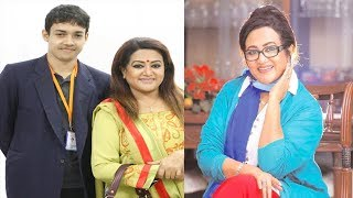 স্বামীহারা ববিতা সন্তানকে নিয়ে কেমন আছেন!!! Bangladeshi Actress Bobita Family