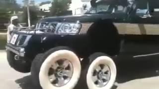 أغرب سيارة في الخليج
