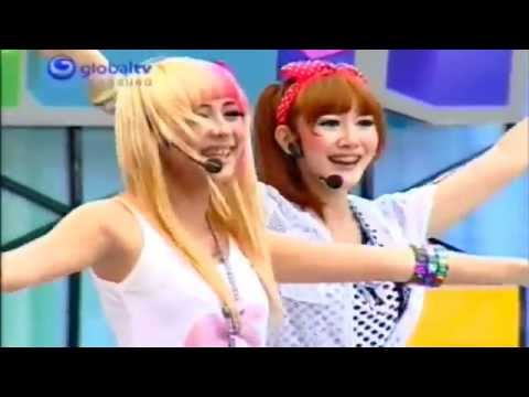 Super Girlies Malu Malu Mau 100 Ampuh Global TV 22 Desember 2011