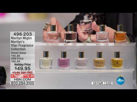 HSN   Marilyn Miglin Beauty Gifts 12.01.2016 - 02 PM