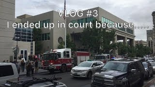 Vlog #3 Drive through Downtown Reno, University of Nevada Reno and my day a traffic court! CRAZY day