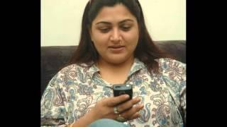 Tamil Actress Kushboo Beautiful Photos