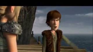 """""""Cartoon Story 2"""" Part 8 - Hiccup Nearly Loses His Leg"""