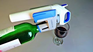 Weirdest Wine Opener Ever Made!