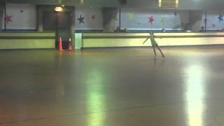 Jaclyn skates Lorain skate world 5-19 13