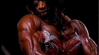 Iris Kyle Bodybuilding Muscle Dance