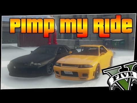 GTA 5 - Pimp My Ride #201 | Elegy Retro Custom | Car Customization Competition