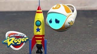 Cartoons for Children | Roger Sticks the Landing - Roger