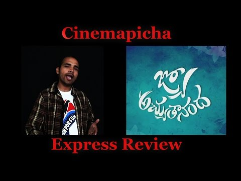 Jyo Achyutananda Cinemapicha Review