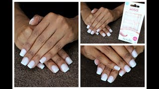 KISS Revolutionary Acrylic Nails | BETTER THAN SALON ACRYLIC NAILS!! | ChaChing on the SAVINGS!!