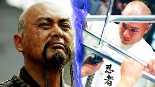 IS JET LI MORE BADASS THAN CHOW YUN FAT? ☯ Bulletproof Monk VS. Fearless Danny The Dog!