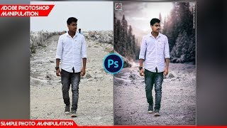 How to change background of an image using photoshop CC | Afterlife Editography