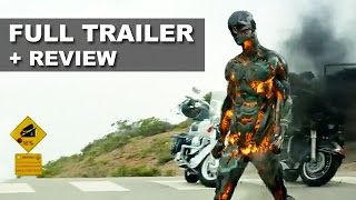Terminator Genisys Official Trailer 2 + Trailer Review : Beyond The Trailer