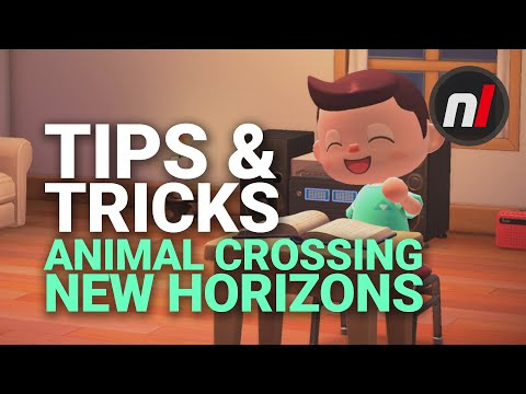 15 Tips for Animal Crossing New Horizons