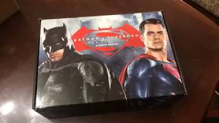 UNBOXING: Batman V Superman: Dawn Of Justice (Ultimate Edition) [Blu-ray + DVD]