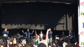 Capital Cities - Vowels (XFINITY Live!) 1/15/17