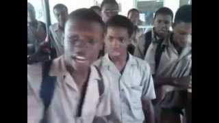 Jamaican students have a battle