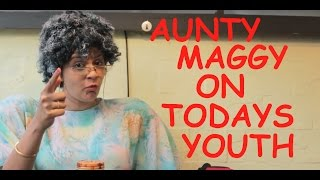 Aunty Maggy in 'Maggys Youth Truth'