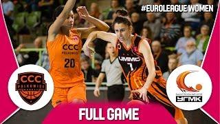 CCC Polkowice (POL) v UMMC Ekaterinburg (RUS) - Full Game - EuroLeague Women 2016/17