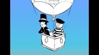 Chutney : animated music video : MrWeebl