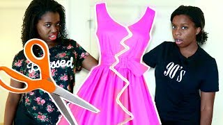 SHE RIPPED HER DRESS! - Onyx Family