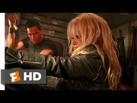 Barb Wire 8 10 Movie CLIP Escape from Steel Harbor 1996 HD
