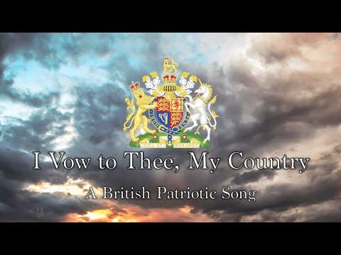 Xxx Mp4 British Patriotic Song I Vow To Thee My Country 3gp Sex
