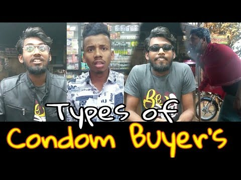 Types Of Condom Buyer's | CG Funny Video | 36Gadhiya