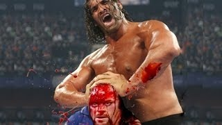 WWE Blood times | Batista vs The Great Khali vs Kane World Heavywight Championship WWE GAB 2007