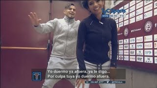 Víctor Ayala y su baile hot con Kate Rodríguez en Tocala
