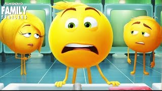 The Emoji Movie | All new trailer for the animated family movie