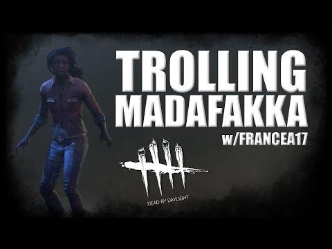 TROLLING MADAFAKKA Ho trovato la CHIAVE RARA Dead By Daylight con Francea17