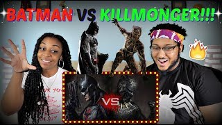 "Batinthesun ""FLASHPOINT BATMAN vs KILLMONGER "" REACTION!!!"